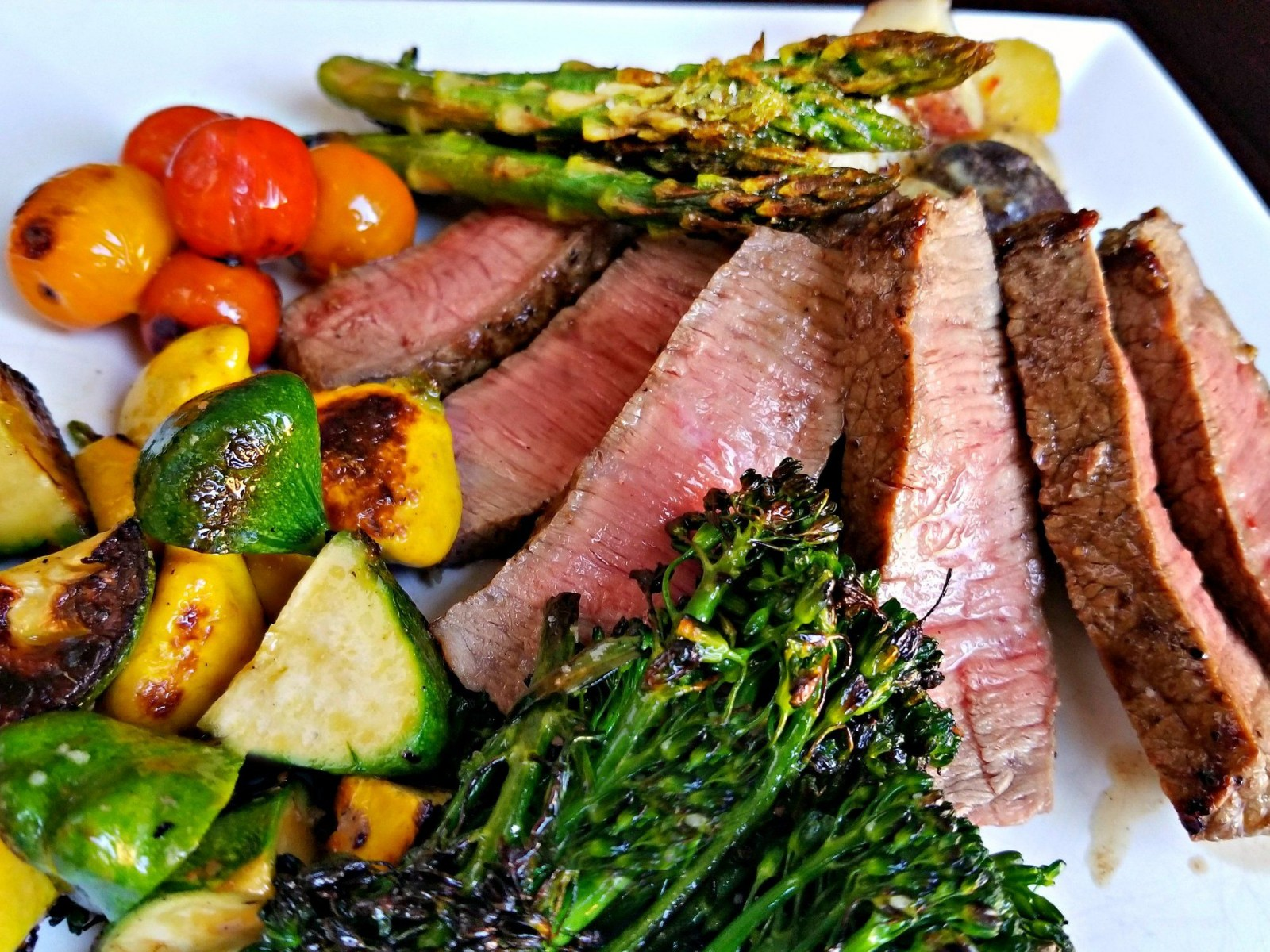 Flank-Steak-Dish