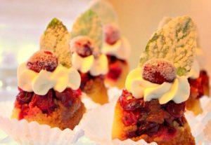 Holiday Desserts Mezzaluna Catering Portland