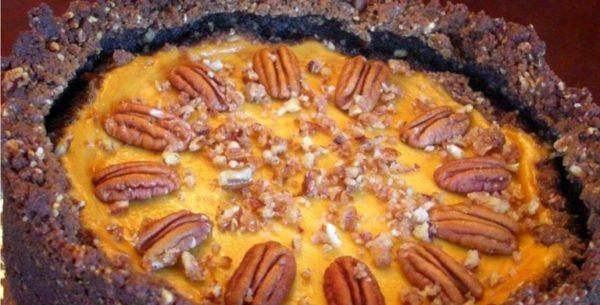 Mezzaluna Catering Portland Pumpkin Cheesecake