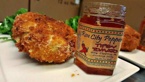 Rose City Pepper Tipsy Tomato