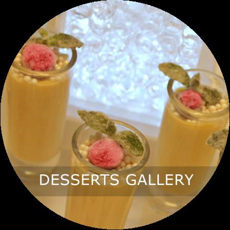 Desserts Gallery